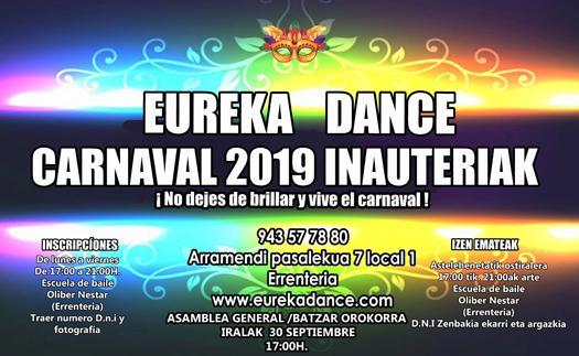 Actividad ¿Te apuntas al Carnaval 2019?