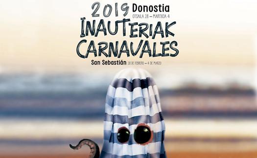Actividad ¡Ya está aquí el Carnaval 2019!