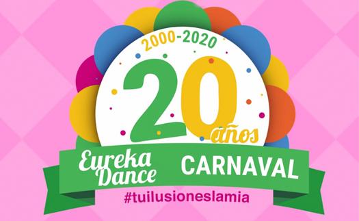 Actividad ¡Cumplimos 20 años de Carnaval!