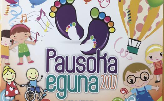 Actividad Eureka Dance, con Adahigi y el Pausoka Eguna