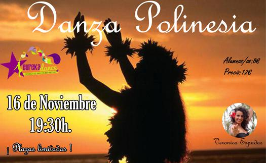 Actividad Máster de danza polinesia
