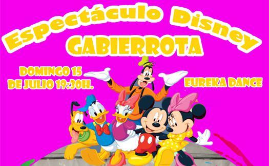 Actividad Un domingo súper Disney