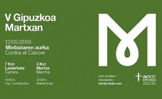 Actividad Eureka en la 'Gipuzkoa Martxan'