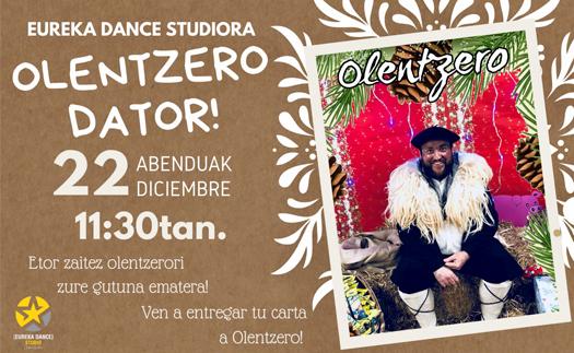 Actividad Olentzero dator!