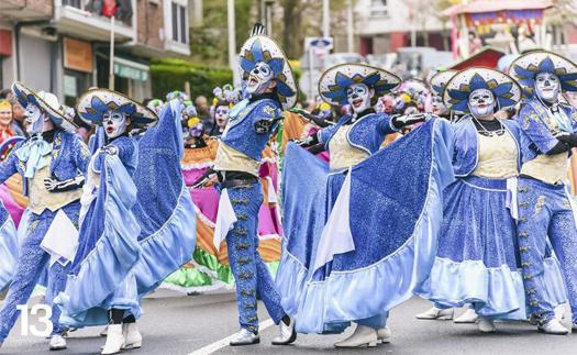 Actividad ¡Gran Premio de Carnaval 2019!