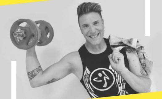 Noticia Zumba fitness + Tono. ¡A tope!